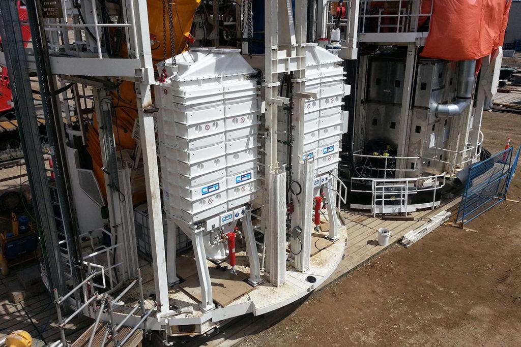 Anlagenbau zur Rückgewinnung von Phosphor aus Klärschlammansche