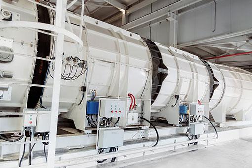 Maschinenbau CFH Phosphor Rückgewinnung