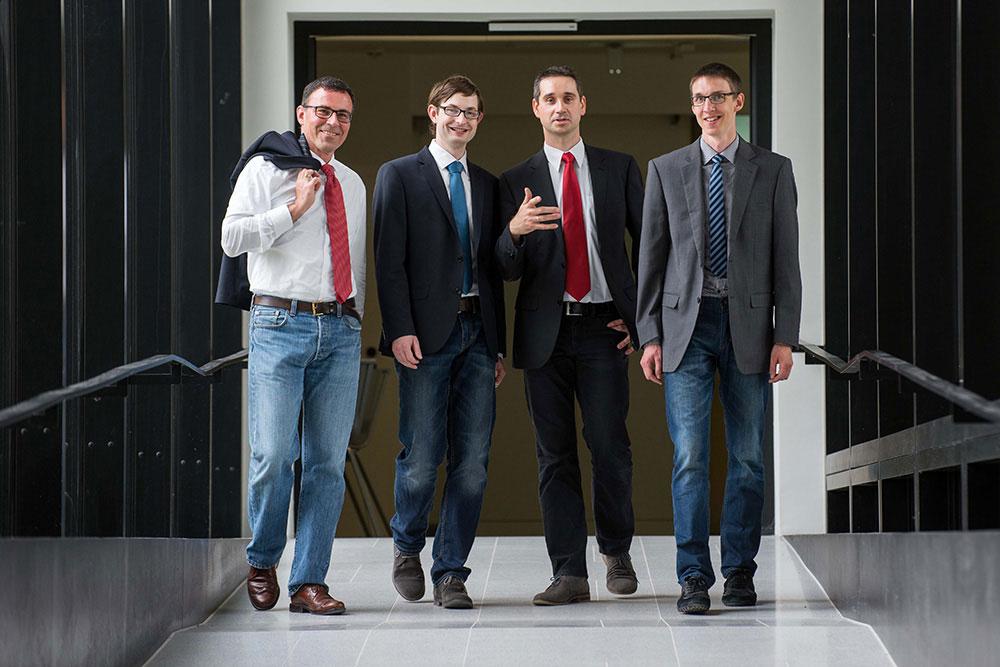 Parforce Engineering Consulting GgmbH Team